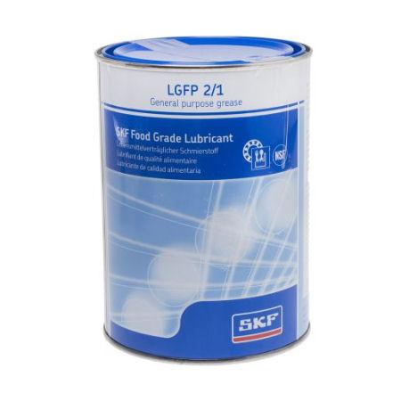 SKF LGFP2 1kg Food Compatible Bearing Grease image 2