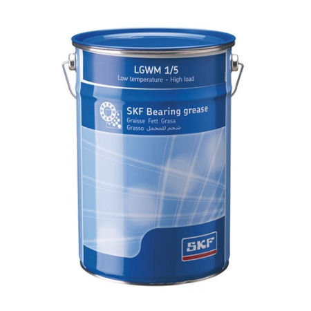 SKF LGWM1 5kg Extreme Pressure Low Temperature Bearing Grease image 2