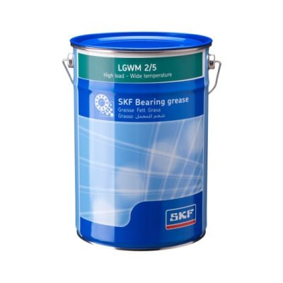SKF LGWM2 5kg High Load, Wide Temperature Bearing Grease image 2