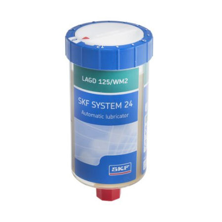SKF LAGD125/WM2 125ml Automatic Lubricator with High Load, Wide Temperature Bearing Grease image 2