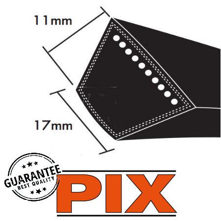 PIX B Section Wrapped V Belts 17x11mm photo