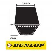 Dunlop Z Section Wrapped V Belts 10x6mm