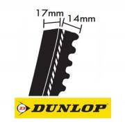 Dunlop XPB Section Cogged Wedge Belts 17x14mm