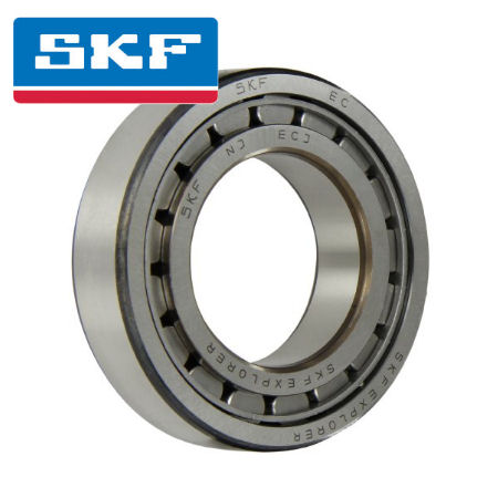 SKF Single Row Cylindrical Roller Bearings photo