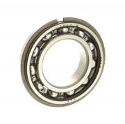 6214NR SKF Open Deep Groove Ball Bearing with Circlip Groove and Circlip 70x125x24mm