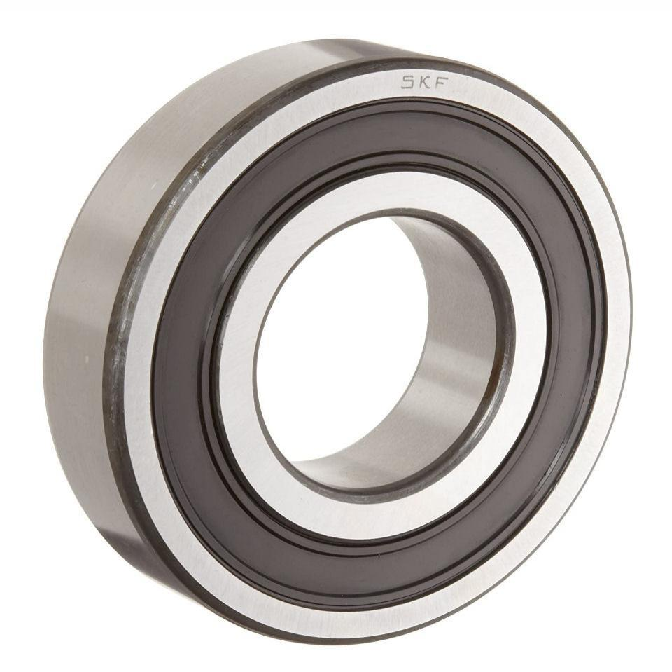 6214-2RS1/C3GJN SKF Sealed High Temperature Deep Groove Ball Bearing 70x125x24mm