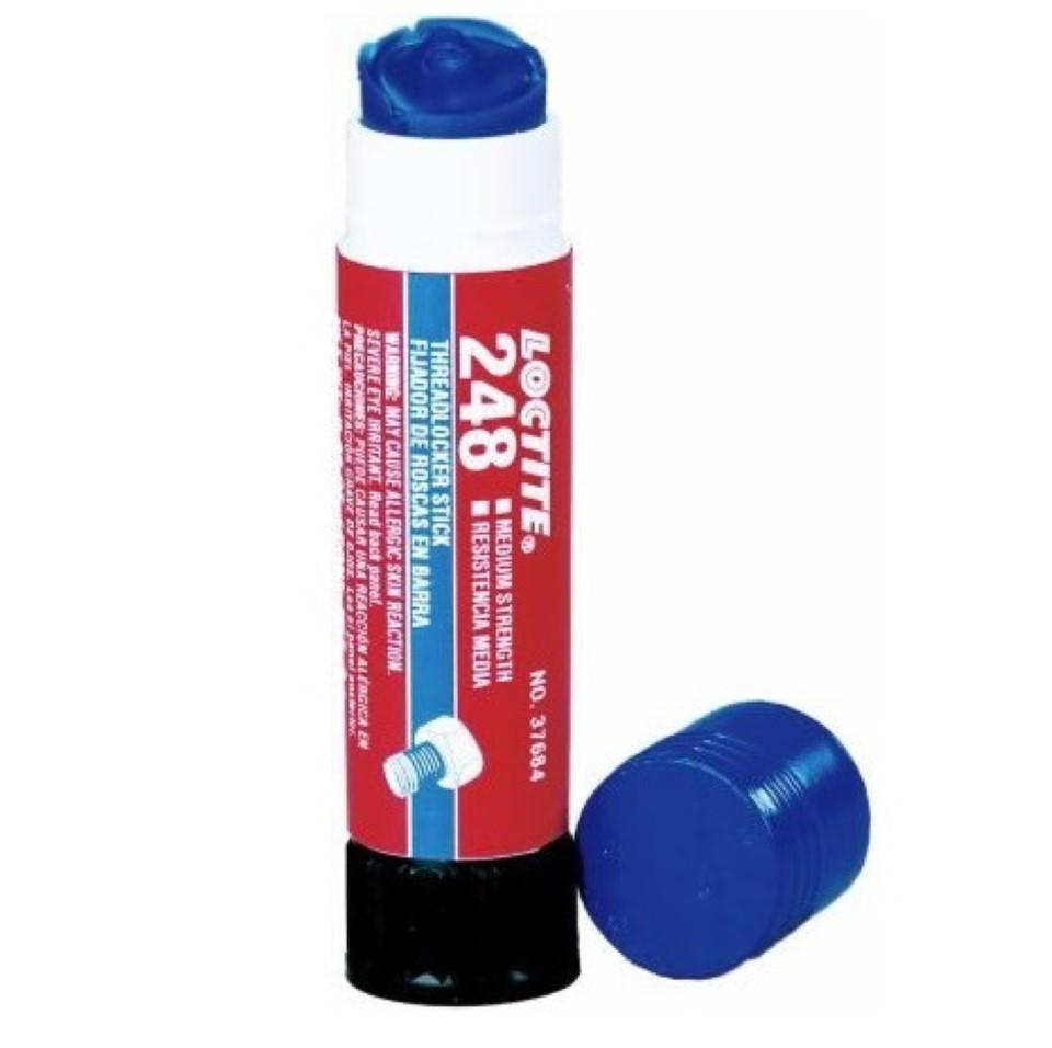 Loctite 248 Medium Strength Stick 9g image 2
