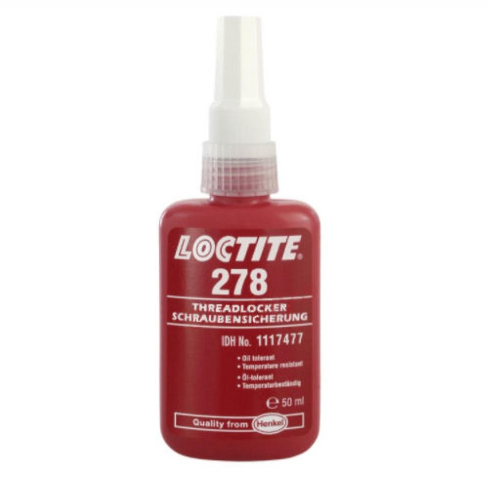 Loctite 278 High Strength Oil Tolerant 50ml