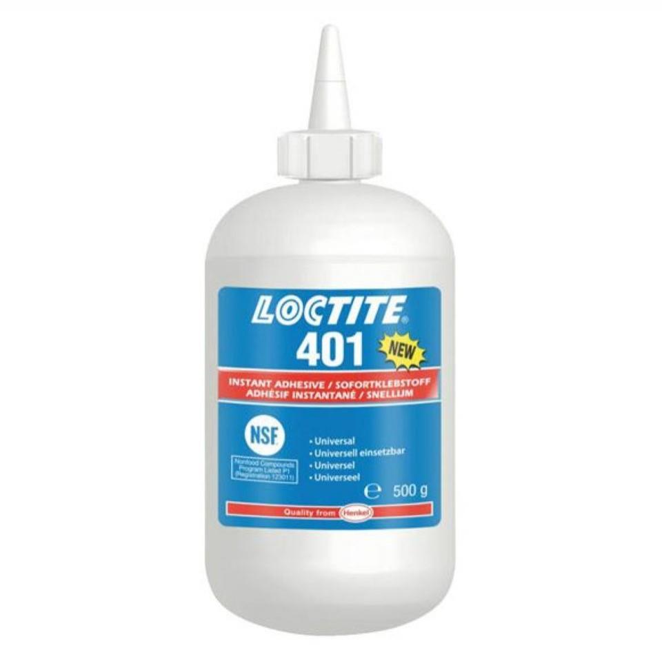 Loctite 401 Instant Bonding 500g