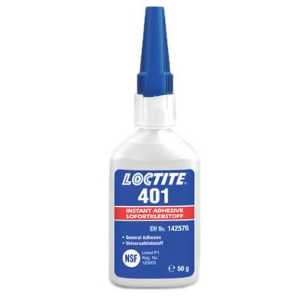 Loctite 401 Instant Bonding 50g image 2