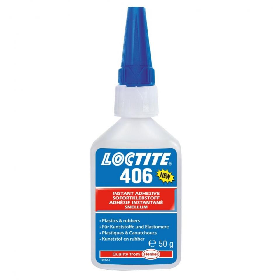 Loctite 406 Instant Bonding 50g