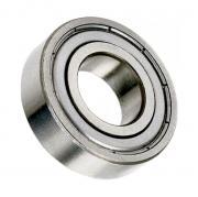 6204 ZZ Dunlop Shielded Deep Groove Ball Bearing 20x47x14mm