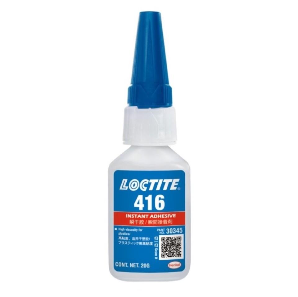 Loctite 416 Ethyl High Viscosity 20g image 2