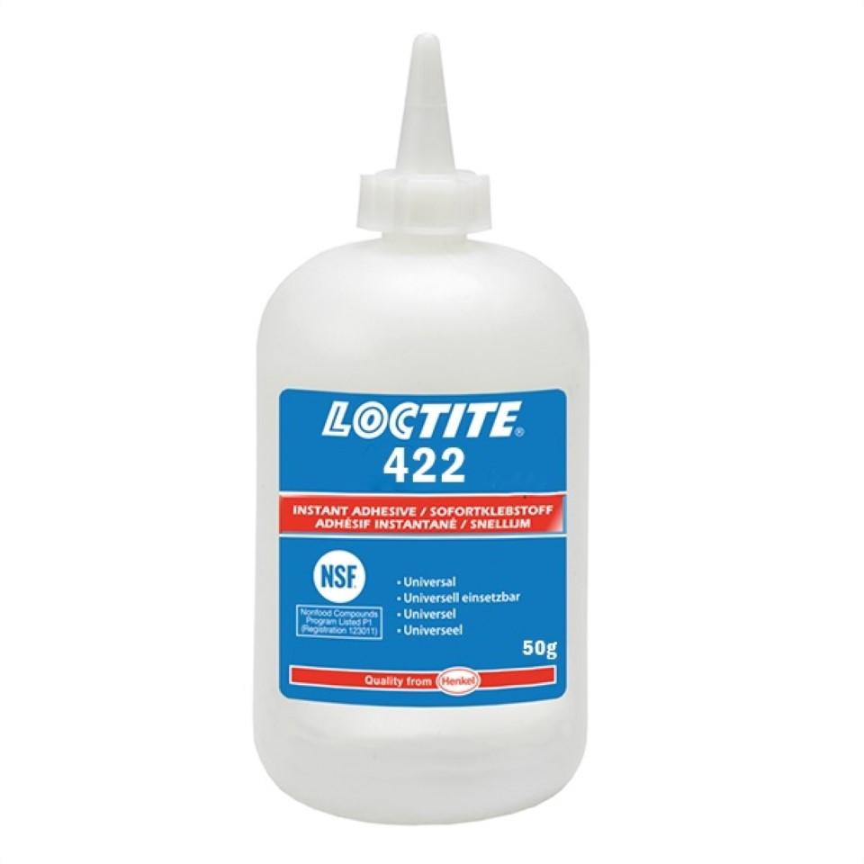 Loctite 422 Ethyl High Viscosity 50g image 2