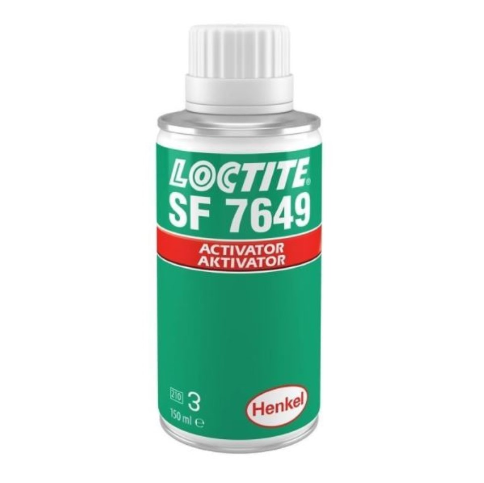 Loctite SF7649 Activator 150ml (UK Delivery Only) image 2