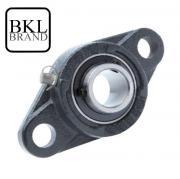 BKL Brand 2 Bolt Flange Cast Iron