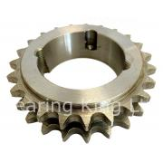 15 Tooth 08B Duplex Taper Sprocket to suit 1/2 Inch Pitch Chain