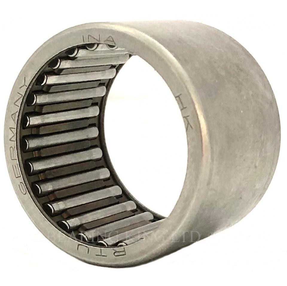 HK1522-ZW INA Drawn Cup Needle Roller Bearing 15x21x22mm
