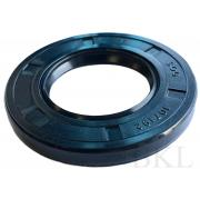10x18x4mm R23/TC Double Lip Nitrile Rotary Shaft Oil Seal with Garter Spring