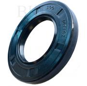 10x17x5mm R23/TC Double Lip Nitrile Rotary Shaft Oil Seal with Garter Spring