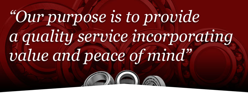 Bearing King: Quality service, value and peace of mind