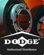 We're a Dodge authorized distributor