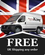 Free UK Shipping on all orders